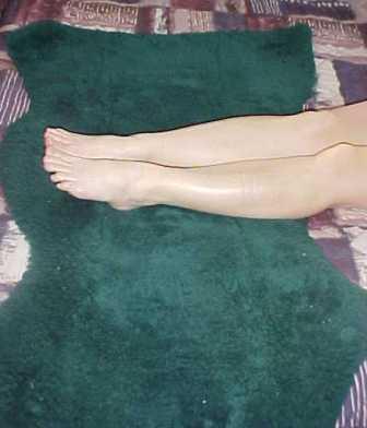 Medical Sheepskin Bed Chair Underlay